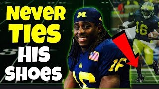 Download Meet the Star Quarterback Who NEVER TIED His Shoes Video