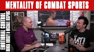Download Emotional Control: Ronda Rousey & Michael Bisping | Mentality of Combat Sports Video