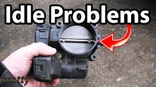 Download How to Fix Low Idle Problems in Your Car (Throttle Body) Video