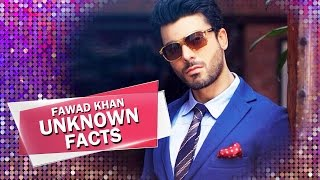 Download TOP 10 Unknown Facts About Fawad Khan - Pakistani Actor Video