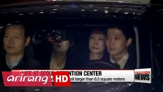 Download Park Geun-hye transferred to Seoul Detention Center after arrest Video
