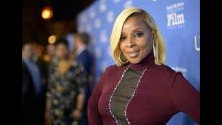 Download CELEBRITY READING: Mary J. Blige - She Will Find Herself Again. Video