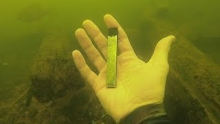Download I Found a JUUL Underwater in the River While Scuba Diving! (River Treasure) Video