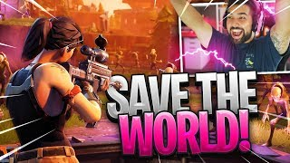 Download ITS SO DIFFERENT..!! Playing Fortnite: Save The World.. Video