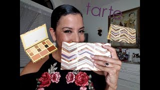Download Tarte clay play face shaping palette Video