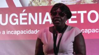 Download When disability becomes a capacity | Eugénia Neto | TEDxSãoTomé Video