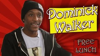 Download Dominick Walker Talks Living with Nyjah, His Skateboard Mag Cover & Raves with Sinner - Free Lunch Video