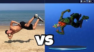 Download Fortnite Tänze in Real Life EXTREME | patroX Video