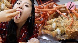 Download Ready For It? King Crab Mukbang!! 🦀 Video