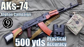 Download AK74s Iron Sights to 500yds: Practical Accuracy Video