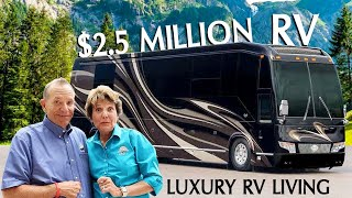 Download Full Tour Inside a 2.5 Million Dollar RV Video