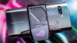 Download The ROG Phone is INSANE... Video