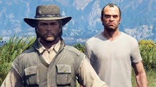 Download 14 Red Dead Redemption Easter Eggs in GTA 5 You Had No Clue Existed! Video