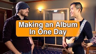 Download Making an Album in a Day (w/ Andrew Huang) Video