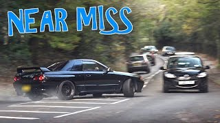 Download Supercars and Tuners Leaving a Car Show - November 2017 Video