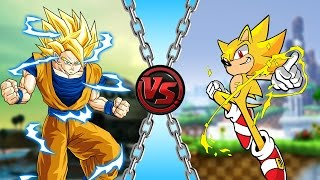 Download Goku vs Sonic Video