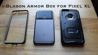 Download i-Blason Armor Box case for the Google Pixel XL Review Video