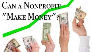 Download Can a Nonprofit ″Make Money″? Video