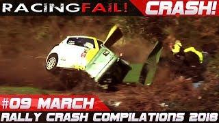 Download Racing and Rally Crash Compilation Week 9 March 2018 | RACINGFAIL Video