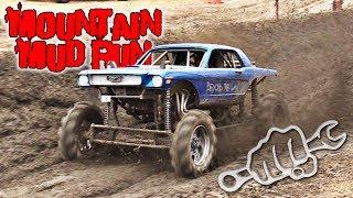 Download Mud Trucks Get Nasty at Mountain Mud Run Video