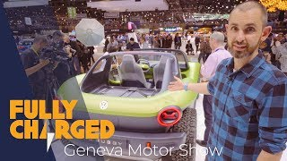 Download Geneva Motor Show 2019 electric vehicle highlights | Fully Charged Video