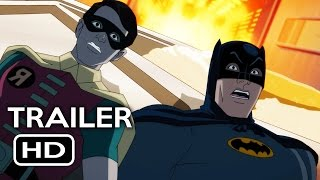 Download Batman: Return of the Caped Crusaders Official Trailer #1 (2016) Adam West Animated Movie HD Video