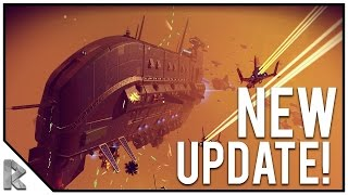 Download NO MAN'S SKY FOUNDATION UPDATE! - Base Building, Freighters, Waypoints! - No Man's Sky 1.1 Update #1 Video