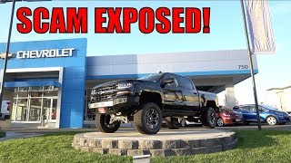 Download SHOULD YOU BUY A LIFTED TRUCK FROM THE DEALER?! Video