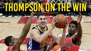 Download Warriors' Thompson on keys to victory, NBA all star game Video