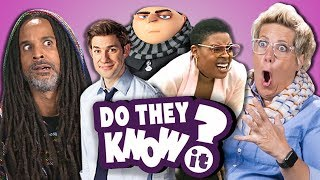 Download DO PARENTS KNOW MEMES? #6 (REACT: Do They Know It?) Video
