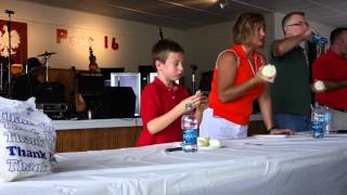 Download Onion Eating Contest, Pine ISland, NY Video