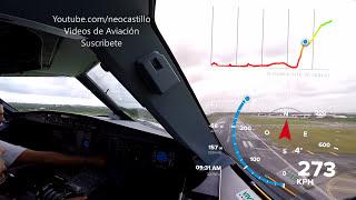 Download ¿A que velocidad despega un avión de pasajeros? KM/H - Kilómetros por hora - Video