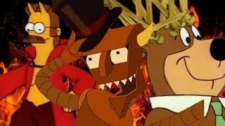 Download 10 Appearances of Satan in Adult Cartoons Video