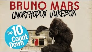 Download Top 10 Bruno Mars Songs Video