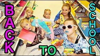 Download SCHOOL SUPPLIES SHOPPING HAUL!! | 5 KIDS IN SCHOOL AGAIN!! Video