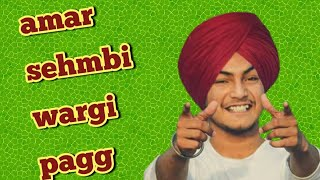 Download How to tie wattan wali dastar/amar sehmbi wargi pagg/aankhi song/turban king jaskarandeep singh 2018 Video