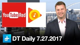 Download YouTube exec reveals Google Play Music and YouTube Red will merge Video