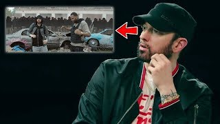 Download HE REVEALS Meaning Behind Lucky You - Eminem ft. Joyner Lucas Video
