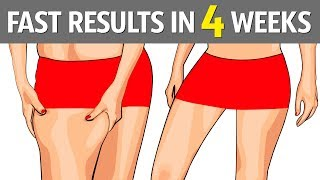 Download 5 Simple Exercises to Lose Thigh Fat Fast Video