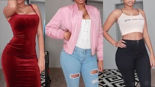 Download Zaful Try-On Haul Video