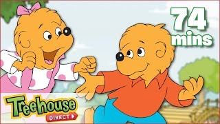 Download The Berenstain Bears : Environment Compilation!   Funny Cartoons for Children By Treehouse Direct Video