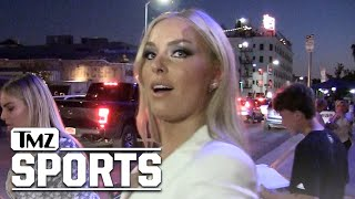 Download Lindsey Vonn Says Her 'Hero' Roger Federer Is Tennis' GOAT | TMZ Sports Video