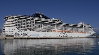 Download MSC Fantasia inside and outside Video