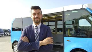 Download Jest Electric Minibus – Positive Energy Of The City | Product Introduction Video Video
