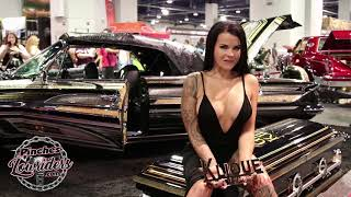 Download Some of the Models at the Las Vegas Super Show 9/9/2018 Video