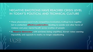 Download Strategies for Surviving Negative Emotions in a Time of Augmentation and Polarization Video