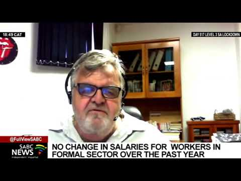 No change in average salaries for workers in formal sector compared to a year ago: BankServeAfrica