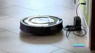 Download Robotický vysávač iROBOT Roomba 880 - NAY Elektrodom Video