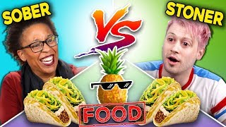 Download Can Sober People Guess Food Explained By High People? Video