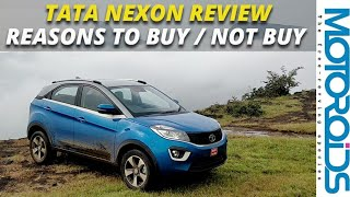 Download Tata Nexon Review : Reasons to Buy / Not Buy Video